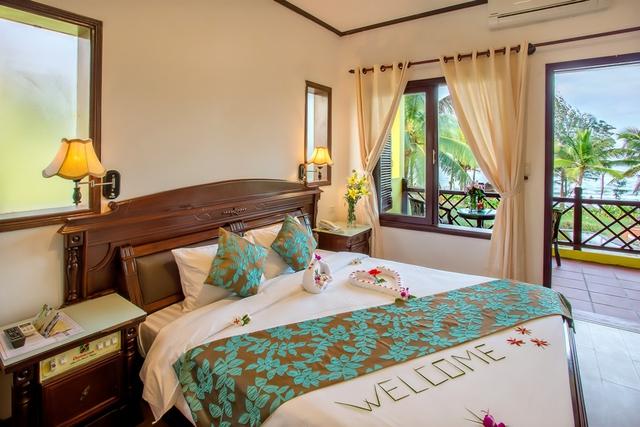 Tropical Beach Hội An Resort 4* - Phòng Superior Garden view - 8