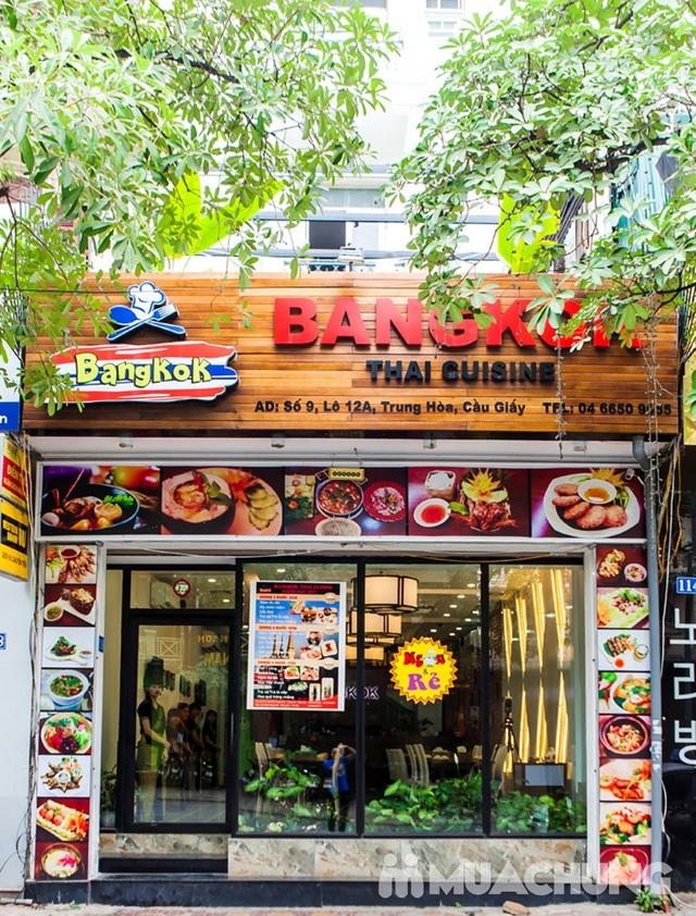 Lẩu Thái thập cẩm chua cay NH Bangkok Thái Cuisine - 30