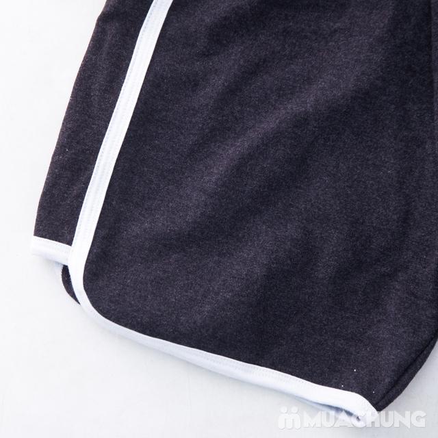 02 quần sooc nữ chất cotton thoáng mát - hàng VN  - 7