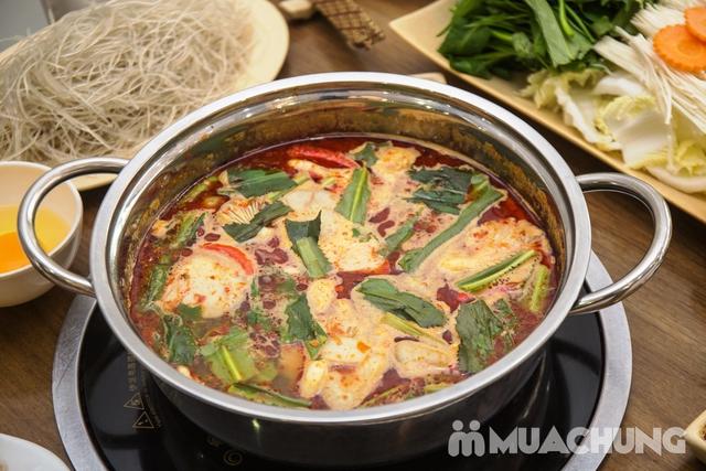 Lẩu Thái thập cẩm chua cay NH Bangkok Thái Cuisine - 14