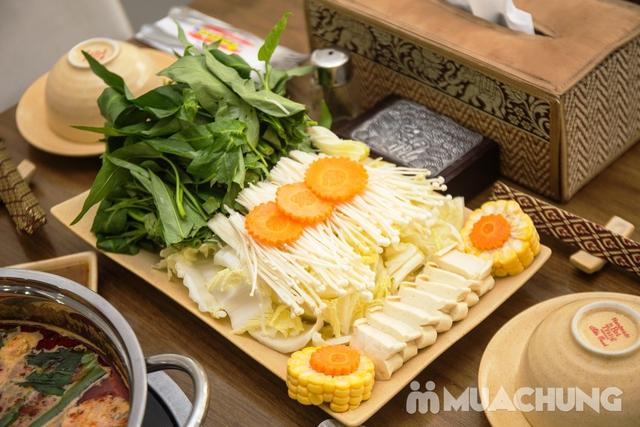 Lẩu Thái thập cẩm chua cay NH Bangkok Thái Cuisine - 23