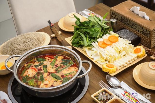 Lẩu Thái thập cẩm chua cay NH Bangkok Thái Cuisine - 13