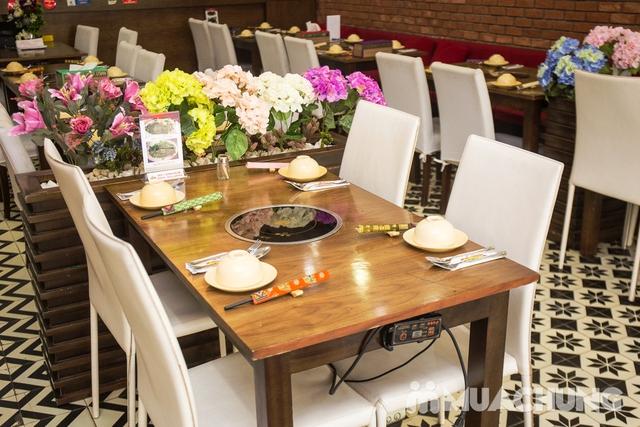 Lẩu Thái thập cẩm chua cay NH Bangkok Thái Cuisine - 34