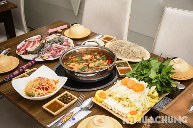 Lẩu Thái thập cẩm chua cay NH Bangkok Thái Cuisine - 11