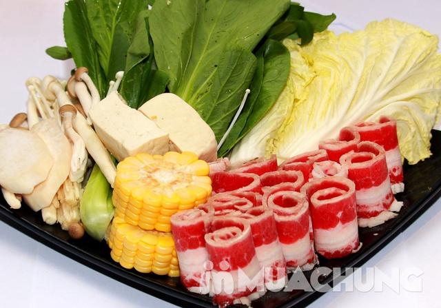 Buffet Lẩu Nướng 299K- NH Nhật Bản TakiTaki Hotpot - 1