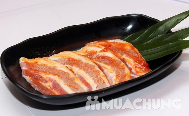 Buffet Nướng menu 199K NH Nhật Bản TakiTaki Hotpot - 6