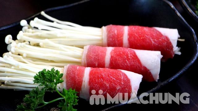 Buffet Nướng menu 199K NH Nhật Bản TakiTaki Hotpot - 5