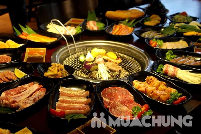 Buffet Nướng menu 299K NH Nhật Bản TakiTaki Hotpot - 1
