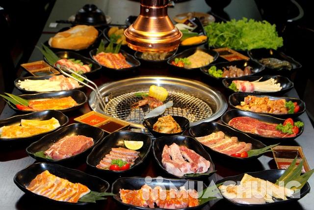 Buffet Nướng menu 299K NH Nhật Bản TakiTaki Hotpot - 2