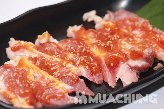 Buffet Nướng menu 199K NH Nhật Bản TakiTaki Hotpot - 2
