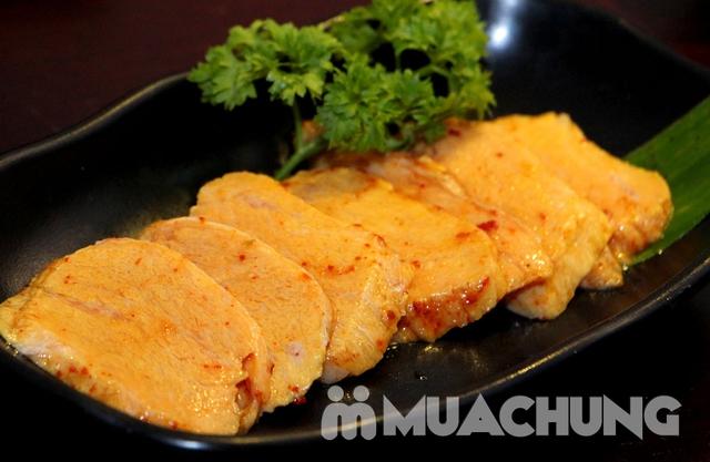 Buffet Nướng menu 199K NH Nhật Bản TakiTaki Hotpot - 16