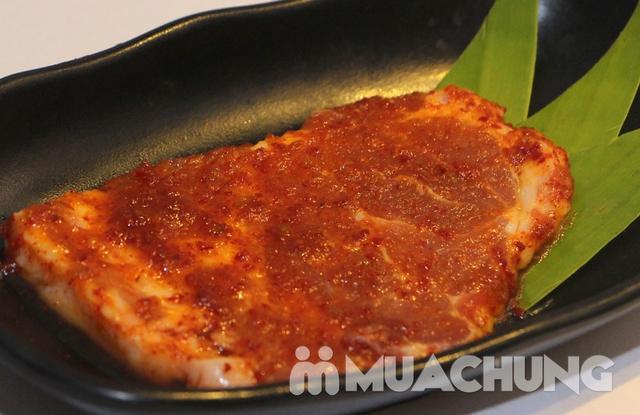 Buffet Nướng menu 199K NH Nhật Bản TakiTaki Hotpot - 4