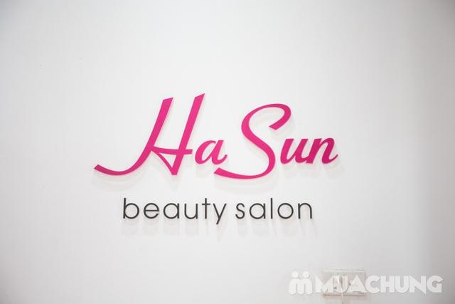Trọn gói làm tóc cao cấp tại Salon Tóc Ha Sun - 7