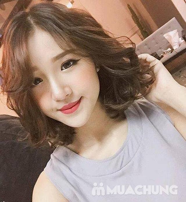Trọn gói làm tóc cao cấp tại Salon Tóc Ha Sun - 24