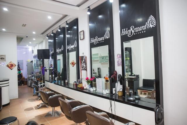 Trọn gói làm tóc cao cấp tại Salon Tóc Ha Sun - 5