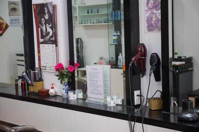 Trọn gói làm tóc cao cấp tại Salon Tóc Ha Sun - 6