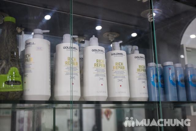 Trọn gói làm tóc cao cấp tại Salon Tóc Ha Sun - 10