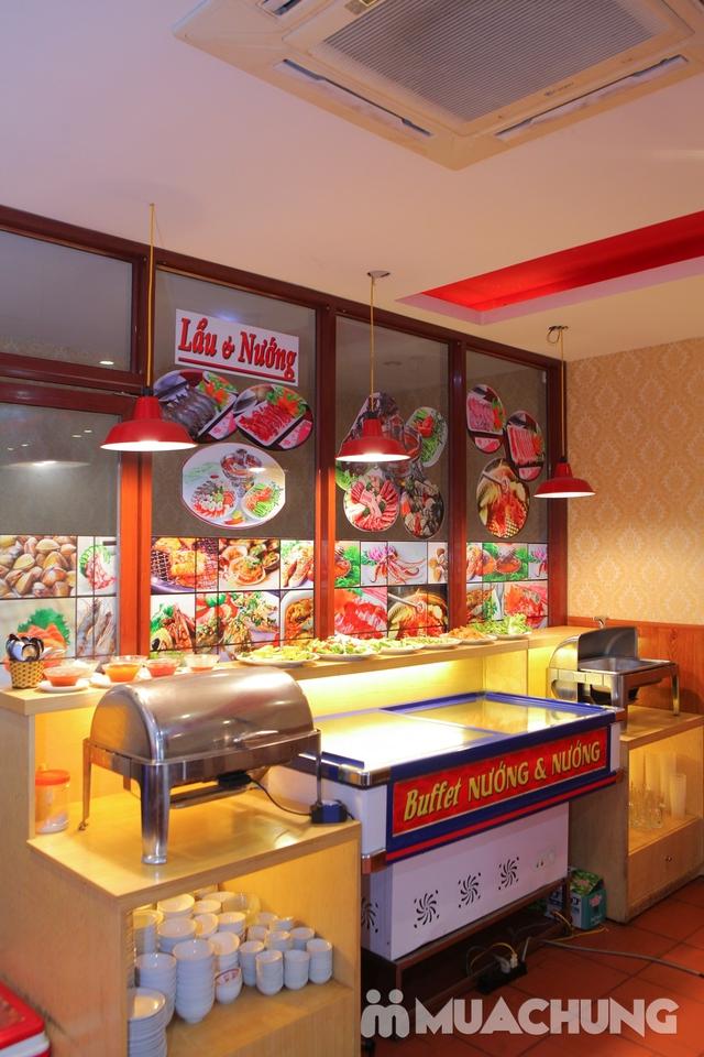 Buffet nướng BBQ Hàn Quốc Lẩu Hội Quán Hoàng Cầu - 1