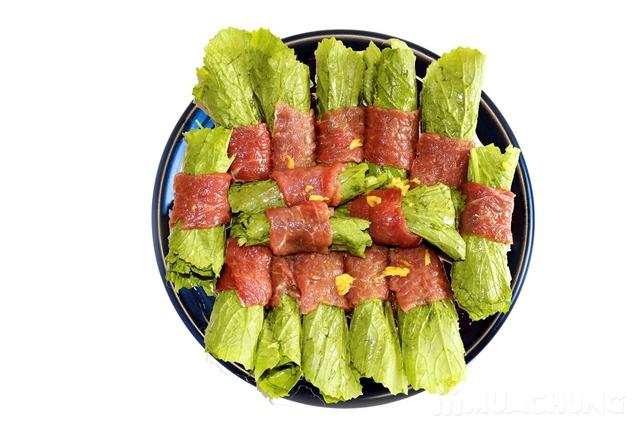 Buffet nướng & lẩu Hàn Quốc thượng hạng NH Sariwon - 2