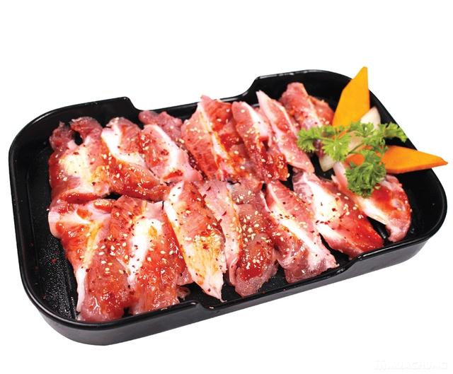 Buffet nướng & lẩu Hàn Quốc thượng hạng NH Sariwon - 4