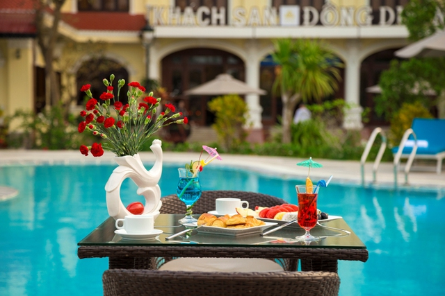 Indochine Hoi An Riverside Hotel & Spa 3,5* - Superior Garden View - 18