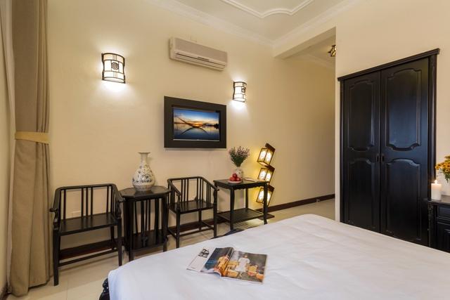 Indochine Hoi An Riverside Hotel & Spa 3,5* - Superior Garden View - 11