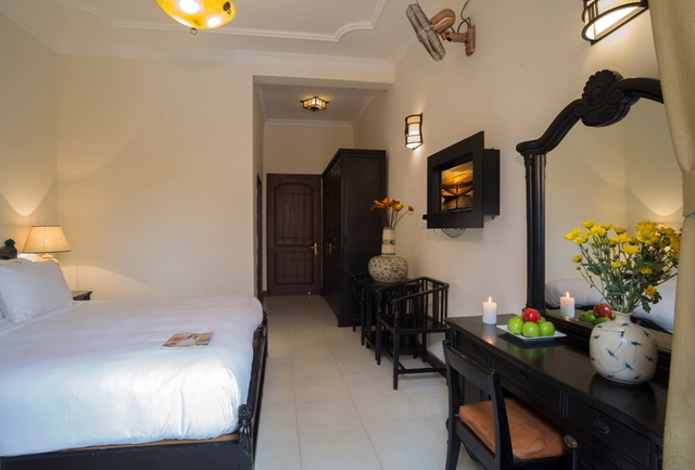 Indochine Hoi An Riverside Hotel & Spa 3,5* - Superior Garden View - 4