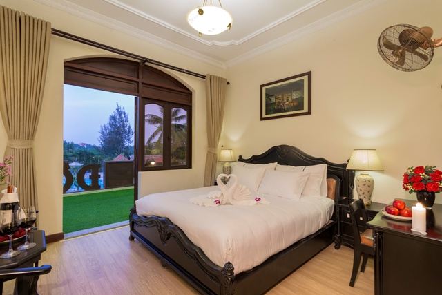 Indochine Hoi An Riverside Hotel & Spa 3,5* - Superior Garden View - 10