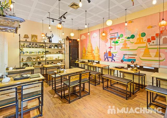 [Chỉ 79k] Buffet Lẩu Ngon Tuyệt Đỉnh Tại Bếp Thái Sawandee - Áp Dụng Buổi Trưa Tại 02 Cơ Sở - 27