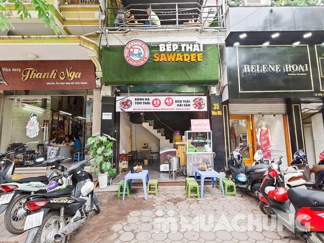 [Chỉ 79k] Buffet Lẩu Ngon Tuyệt Đỉnh Tại Bếp Thái Sawandee - Áp Dụng Buổi Trưa Tại 02 Cơ Sở - 26