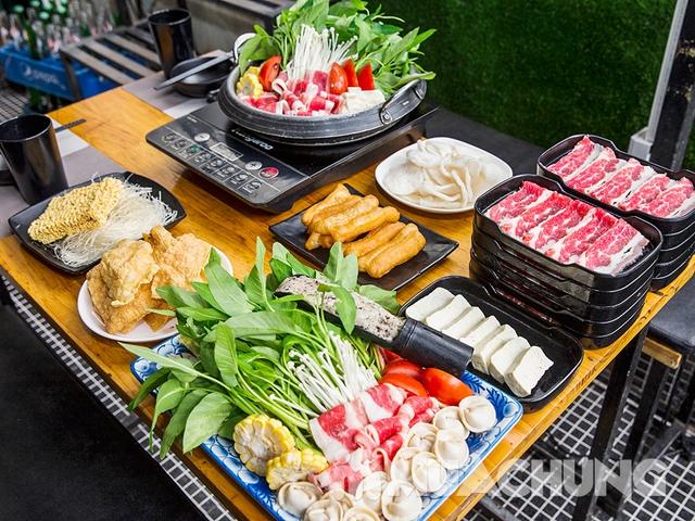 [Chỉ 79k] Buffet Lẩu Ngon Tuyệt Đỉnh Tại Bếp Thái Sawandee - Áp Dụng Buổi Trưa Tại 02 Cơ Sở - 14