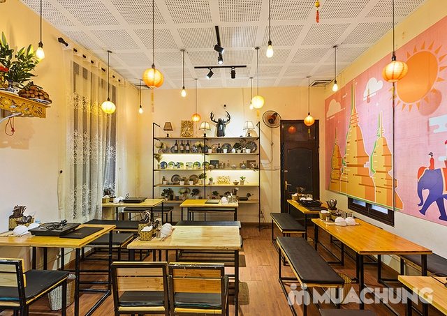 [Chỉ 79k] Buffet Lẩu Ngon Tuyệt Đỉnh Tại Bếp Thái Sawandee - Áp Dụng Buổi Trưa Tại 02 Cơ Sở - 28