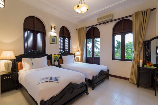 Indochine Hoi An Riverside Hotel & Spa 3,5* - Superior Garden View - 6