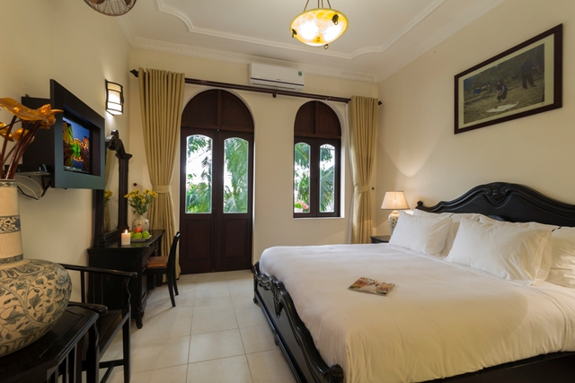Indochine Hoi An Riverside Hotel & Spa 3,5* - Superior Garden View - 8