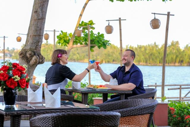 Indochine Hoi An Riverside Hotel & Spa 3,5* - Superior Garden View - 25