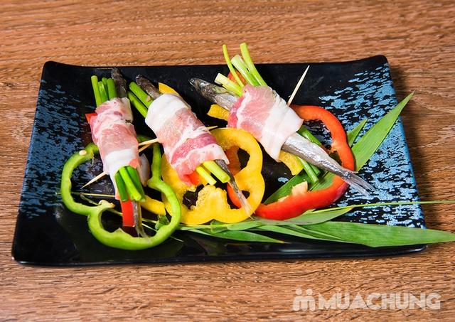 Buffet Nướng hải sản, thịt tươi ngon - Galbi BBQ - 18