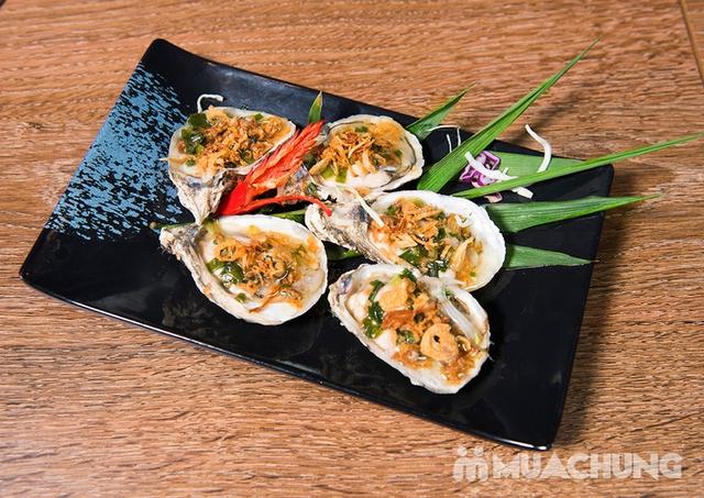 Buffet Nướng hải sản, thịt tươi ngon - Galbi BBQ - 3