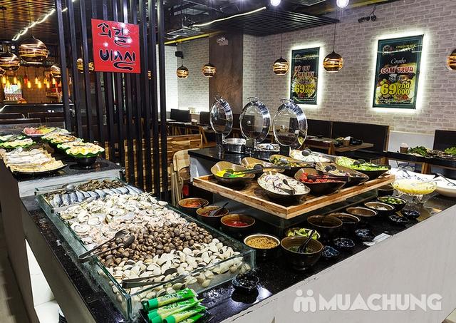 {Giá Shock} - Buffet Nướng Lẩu Tươi Ngon Thả Ga Tặng Đồ Uống Tại Galbi BBQ – Royal City - 35