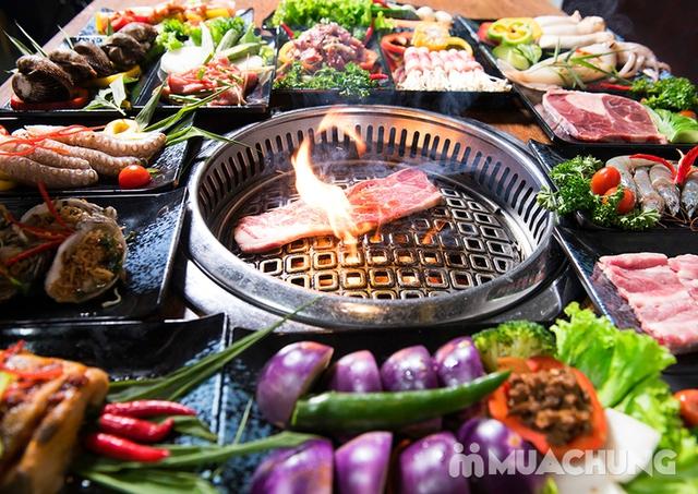 Buffet Nướng hải sản, thịt tươi ngon - Galbi BBQ - 2
