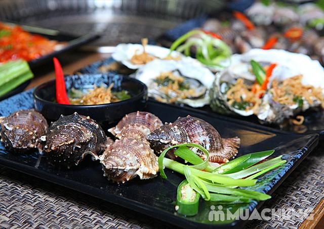 Buffet Nướng hải sản, thịt tươi ngon - Galbi BBQ - 4