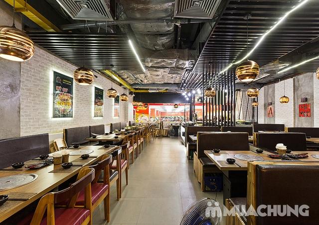 {Giá Shock} - Buffet Nướng Lẩu Tươi Ngon Thả Ga Tặng Đồ Uống Tại Galbi BBQ – Royal City - 37