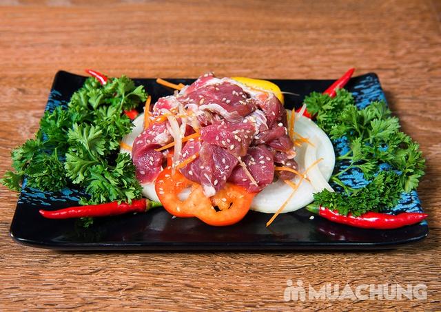 Buffet Nướng hải sản, thịt tươi ngon - Galbi BBQ - 19