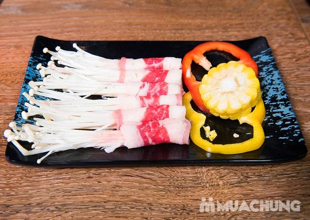 Buffet Nướng hải sản, thịt tươi ngon - Galbi BBQ - 17