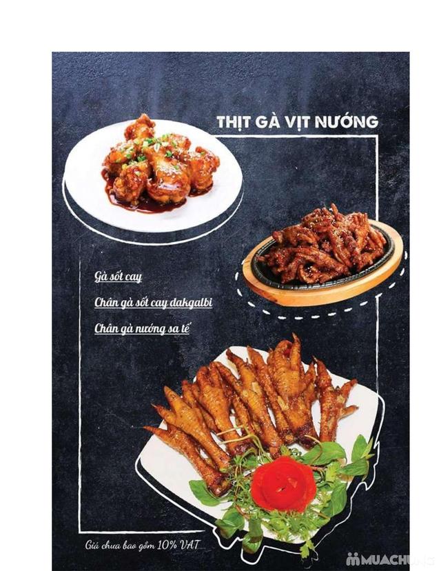 Buffet Nướng hải sản, thịt tươi ngon - Galbi BBQ - 26