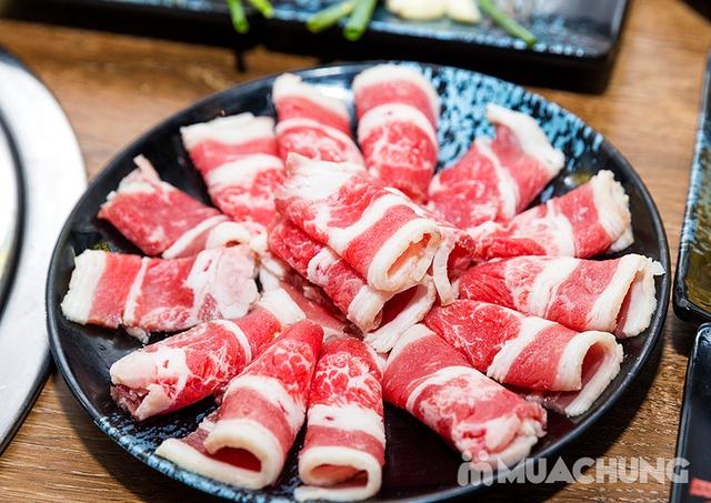 {Giá Shock} - Buffet Nướng Lẩu Tươi Ngon Thả Ga Tặng Đồ Uống Tại Galbi BBQ – Royal City - 28