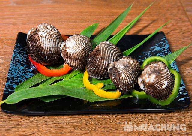 Buffet Nướng hải sản, thịt tươi ngon - Galbi BBQ - 5