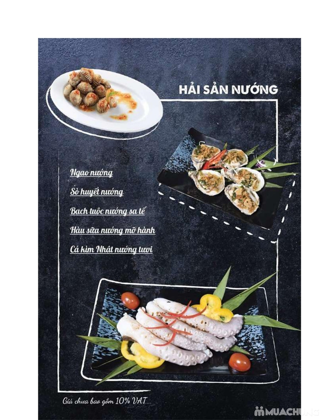 Buffet Nướng hải sản, thịt tươi ngon - Galbi BBQ - 25