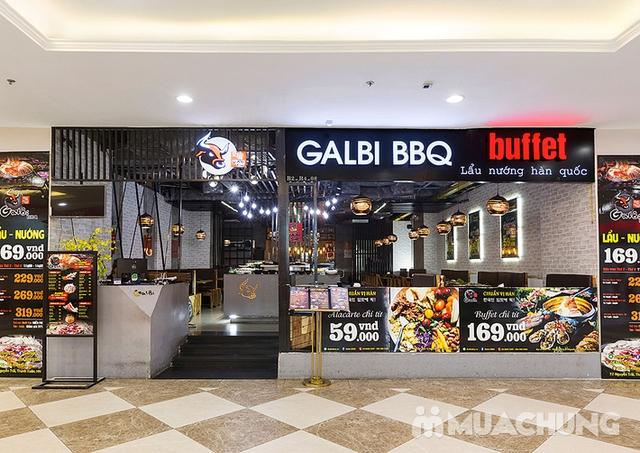 {Giá Shock} - Buffet Nướng Lẩu Tươi Ngon Thả Ga Tặng Đồ Uống Tại Galbi BBQ – Royal City - 34