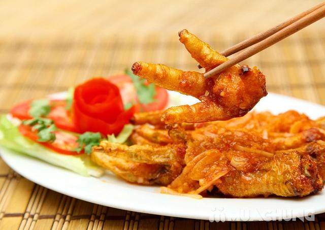 Buffet Nướng hải sản, thịt tươi ngon - Galbi BBQ - 9