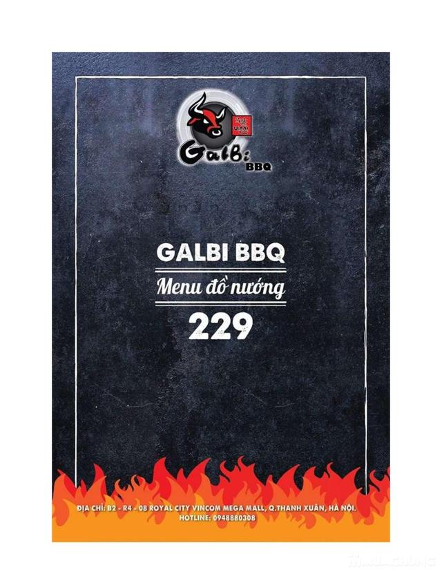 Buffet Nướng hải sản, thịt tươi ngon - Galbi BBQ - 24
